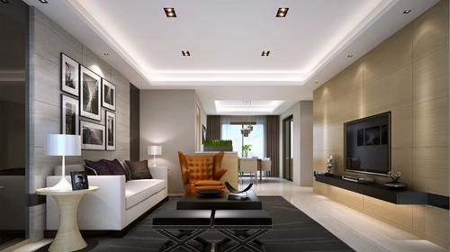 东方丽景,三室, 现代风格,你喜欢吗?