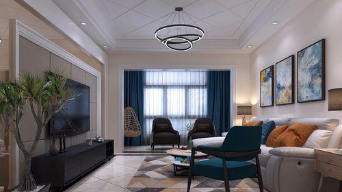 东方丽景禧园 三室两厅 现代简约风格