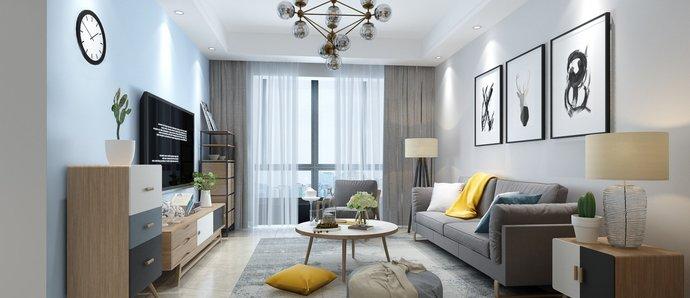 未来之家 两室 现代风格